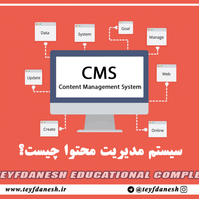 CMS یا سیستم مدیریت محتوا به چه معناست؟